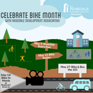 Bike Month Events 2015
