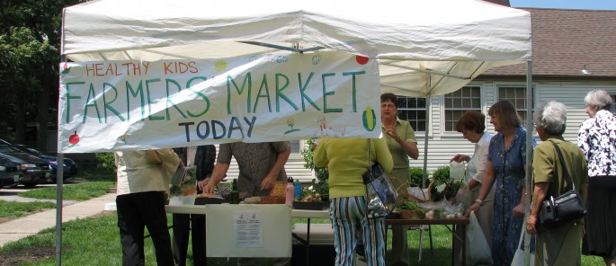 Healthy Kids Farmers' Market