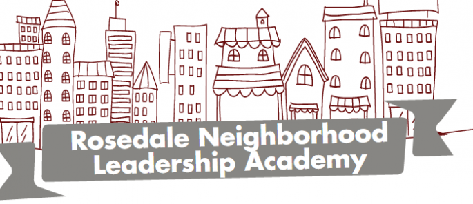 Rosedale Neighborhood Leadership Academy header