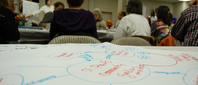 Sustainability planning for neighborhood groups