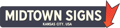 Midtown Signs logo