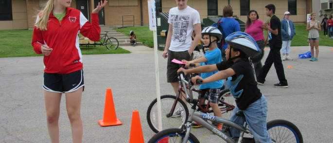 RDA to host Bike Month events this May