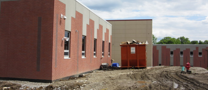 Frank Rushton Elementary Construction Update