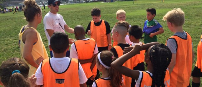 RDA runs youth soccer program each spring and fall