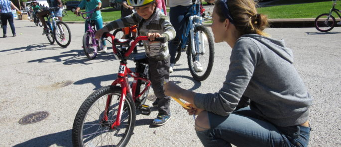 Rosedale to celebrate Bike Month this May